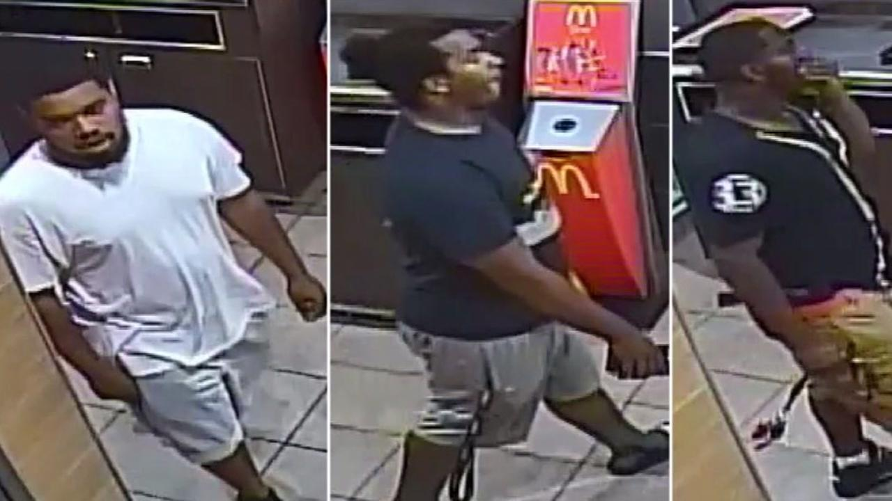 Raleigh police look for assault suspects