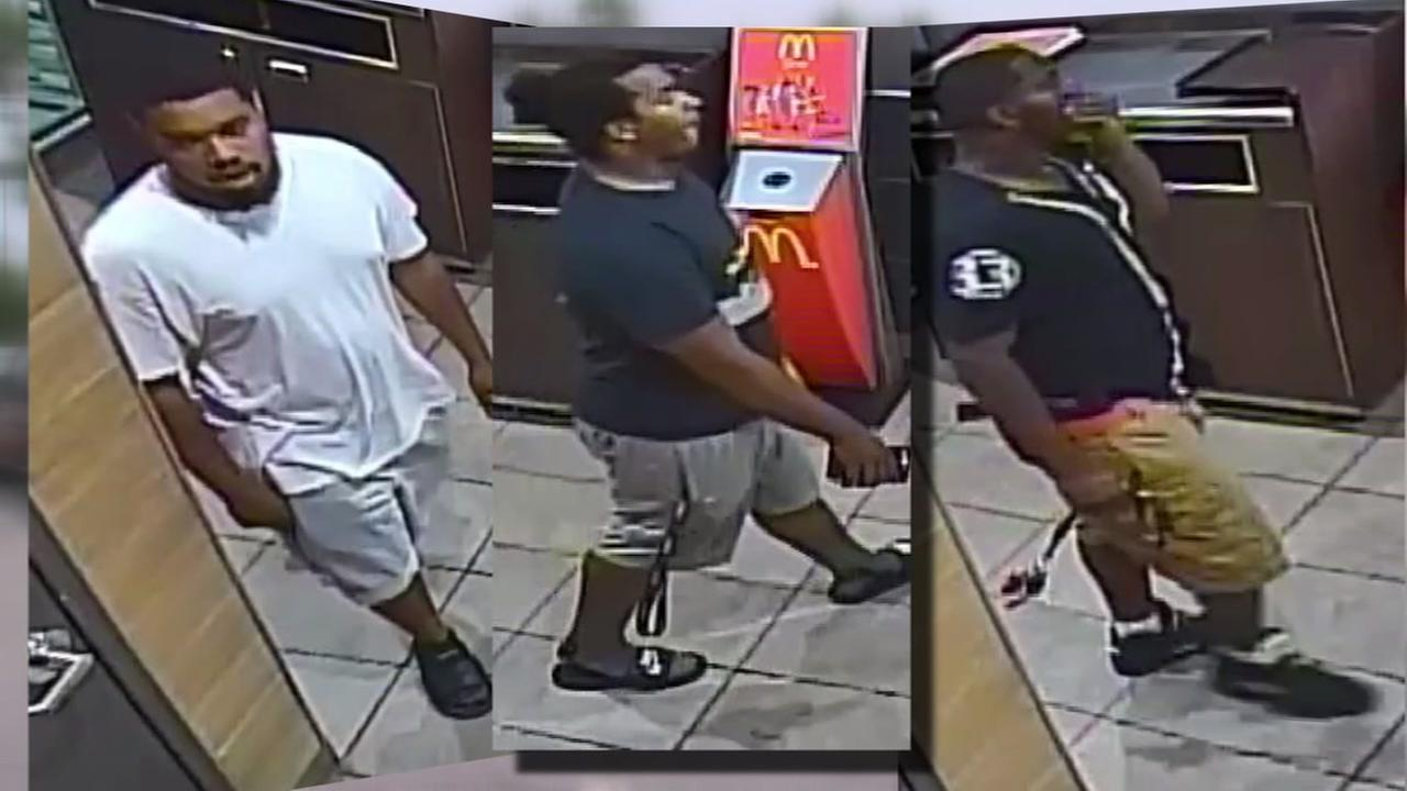 Raleigh police looking for suspects in shooting that injured Food Lion worker