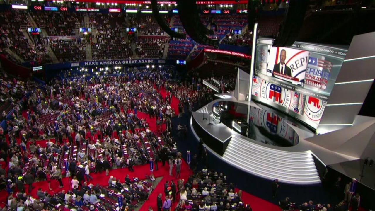 Is the Republican National Convention heading to Charlotte?