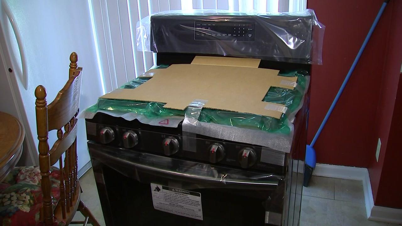 After 3 month wait, Troubleshooter gets stove installed