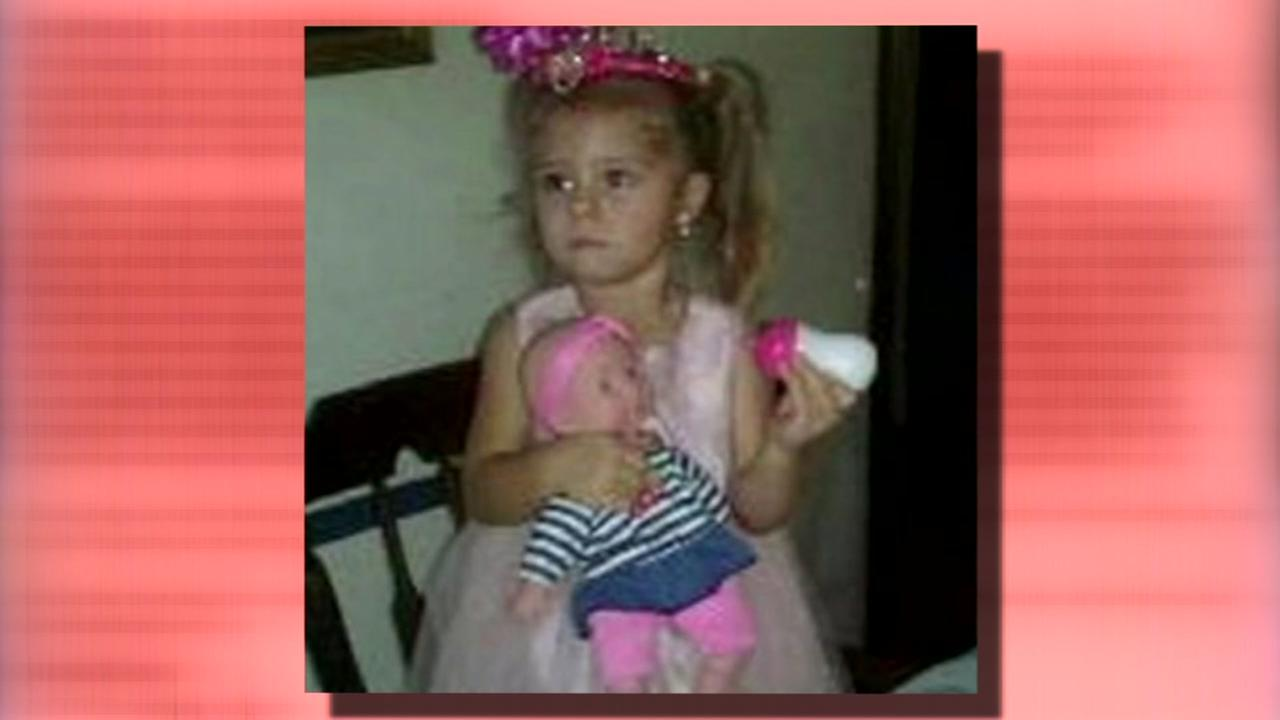 Autopsy confirms 3-year-old Mariah Woods died from chloroform toxicity