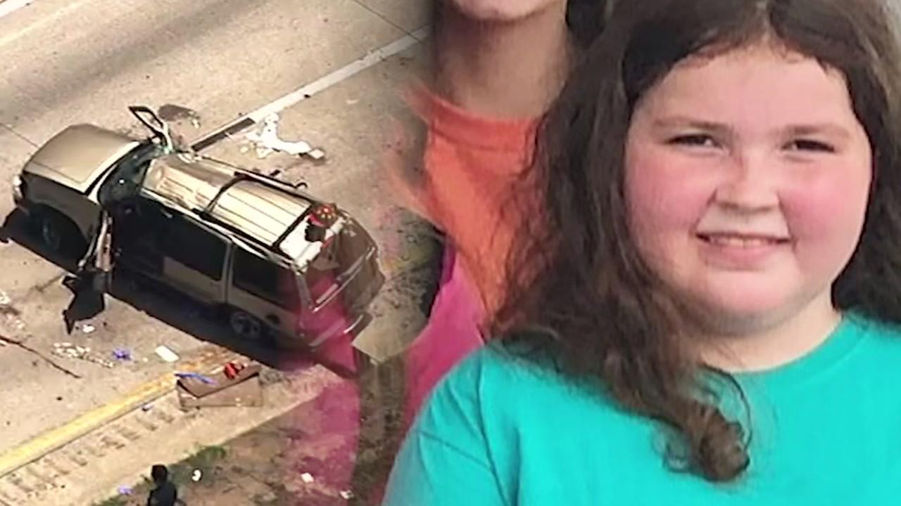 10-year-old killed, 4 people injured in I-40 crash near Garner