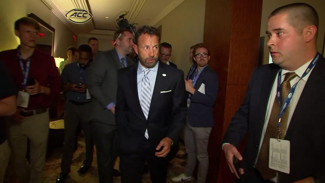 UNCs Larry Fedora: The game of football is under attack