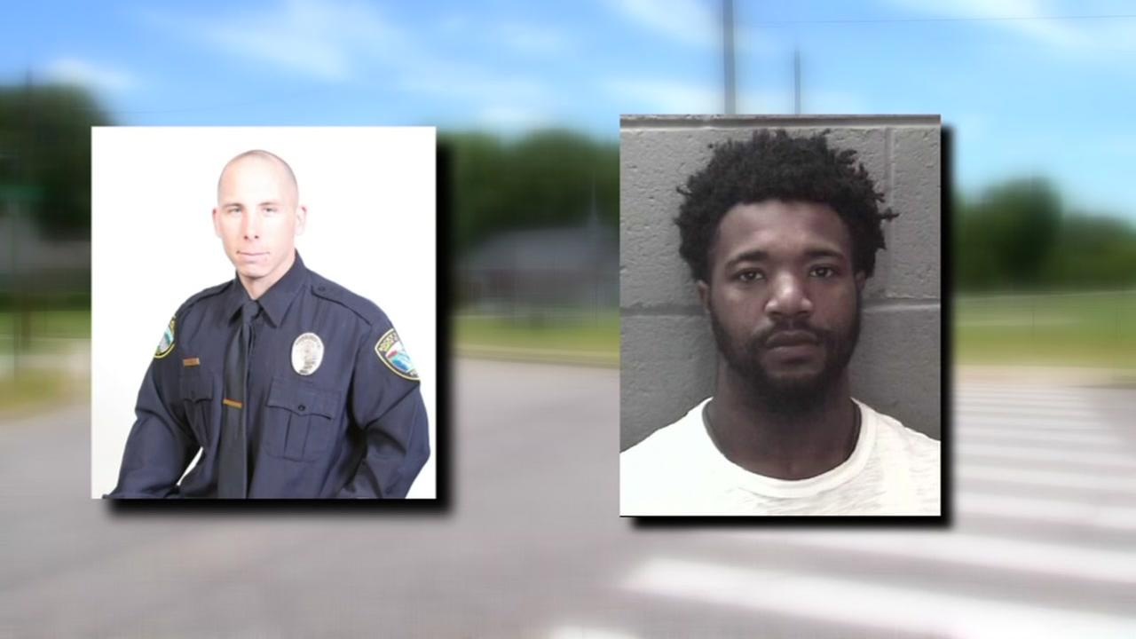 Rocky Mount officer injured in traffic stop released from hospital
