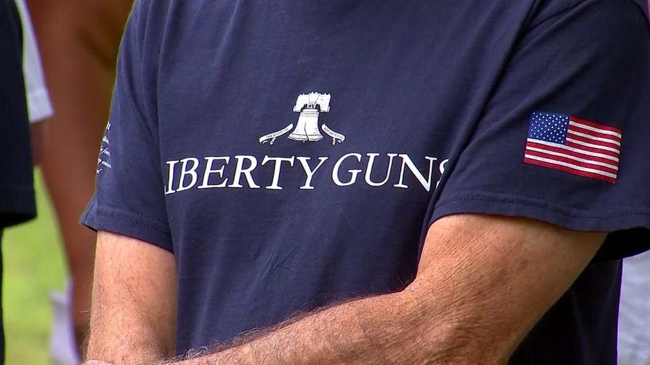 Second Amendment supporters rally in Hillsborough
