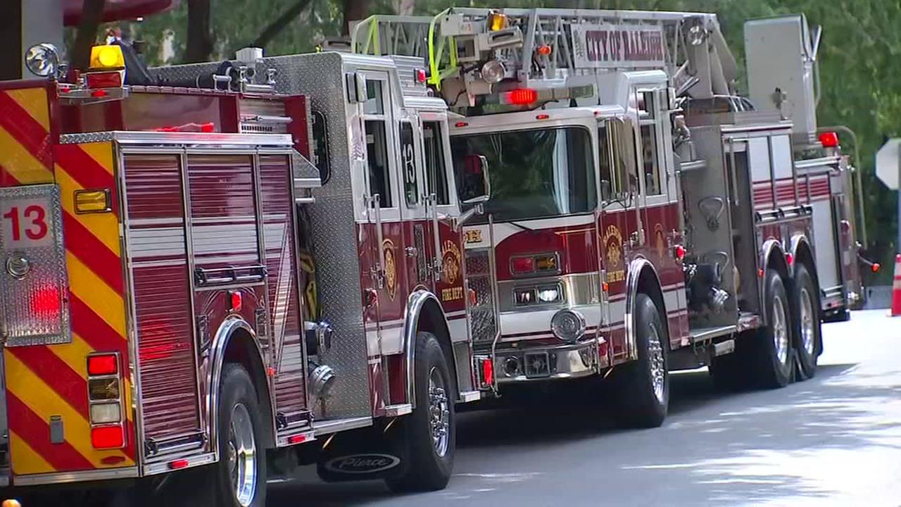 Raleigh building evacuated after carbon monoxide leak, parts of W Johnson Street closed