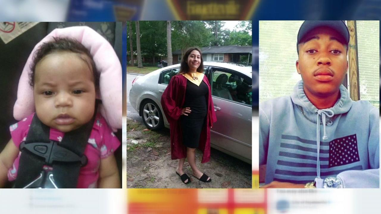 Fayetteville police searching for abducted mother and baby