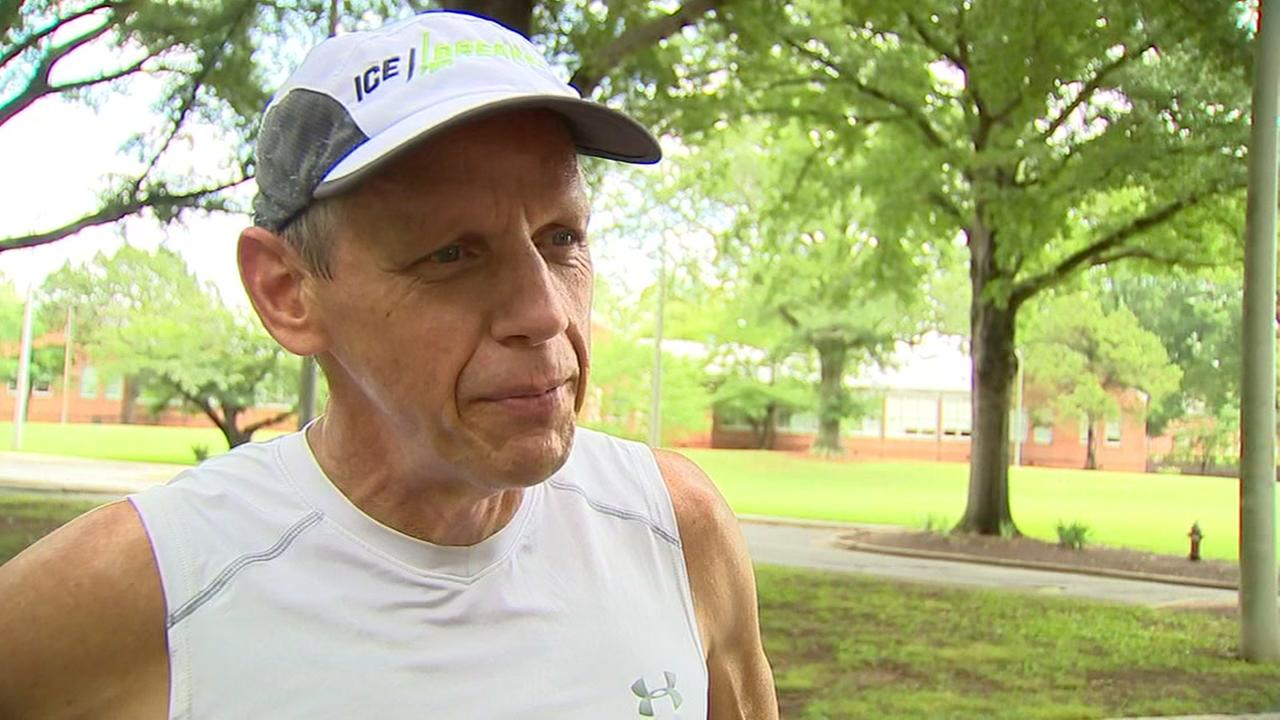 Ultramarathoner runs 26 hours to help people stay sober