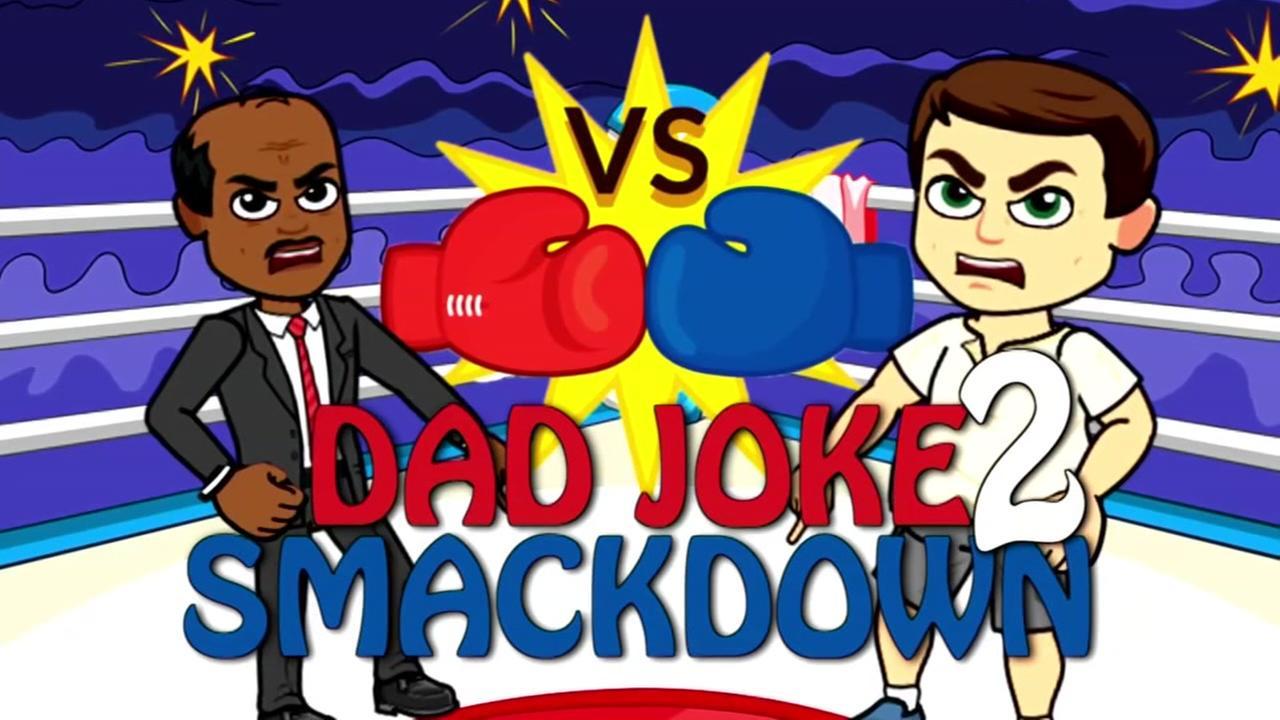 Dad Joke Smackdown
