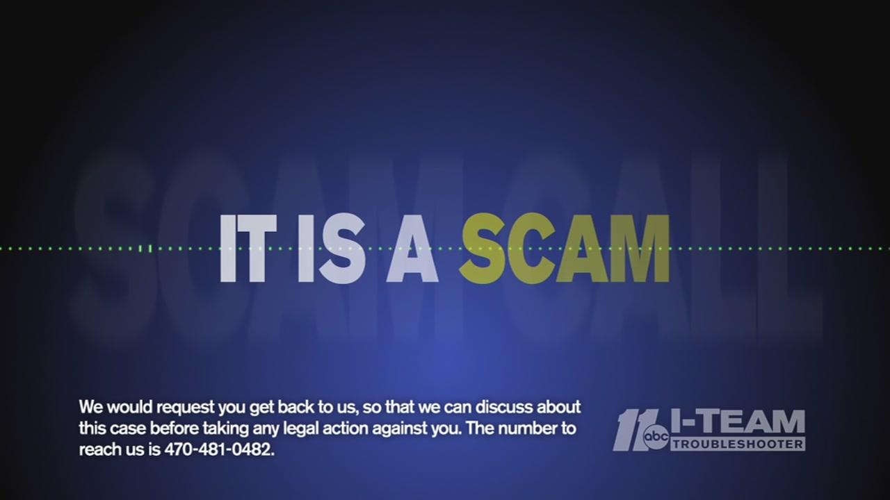 Justice finally caught up to IRS scammers