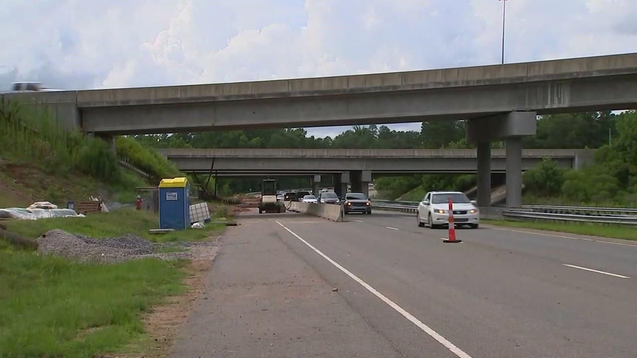 RTP road project has commuters fed up