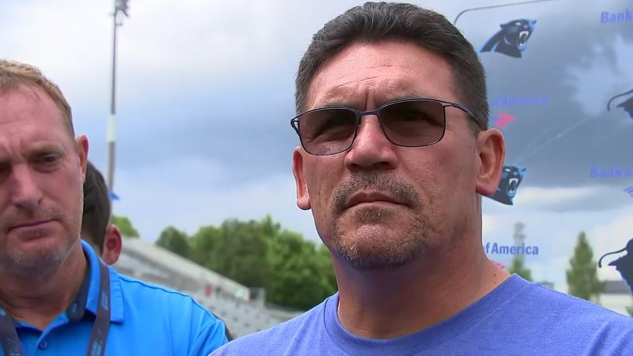 Ron Riveras take on Larry Fedora