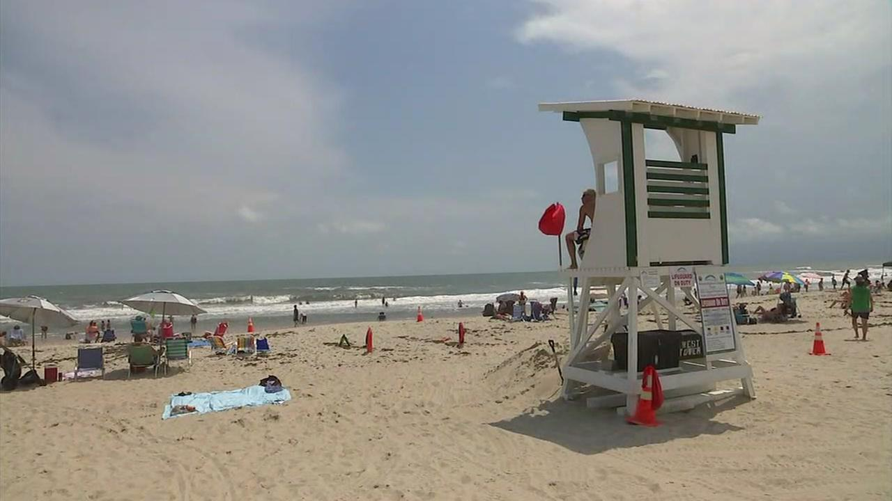 Beachgoers ignoring red flags at their peril