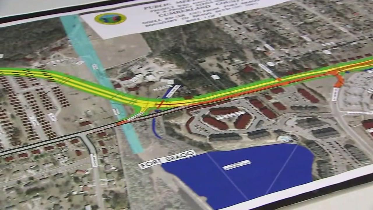 Spring Lake road plan worries some residents