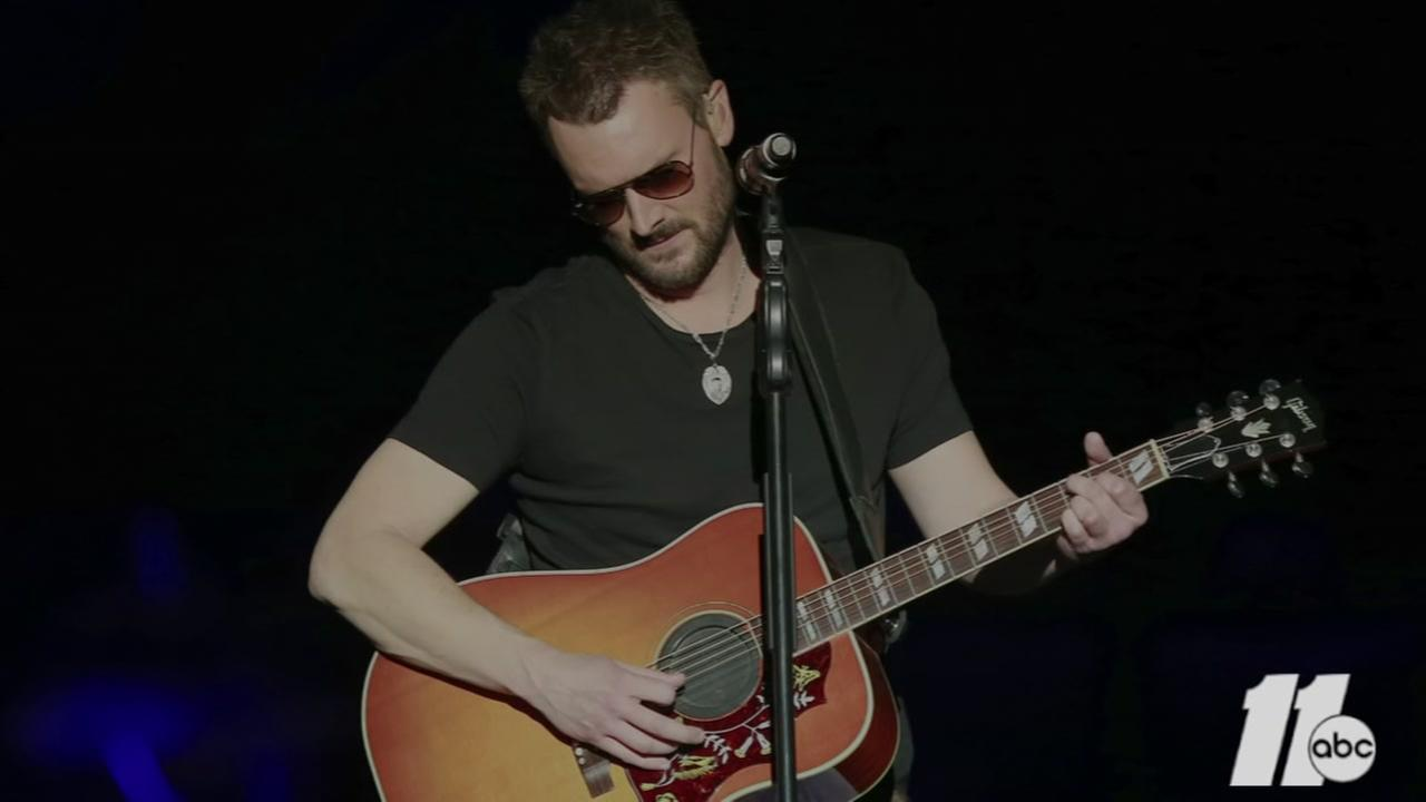 Country star Eric Church unloads on the NRA