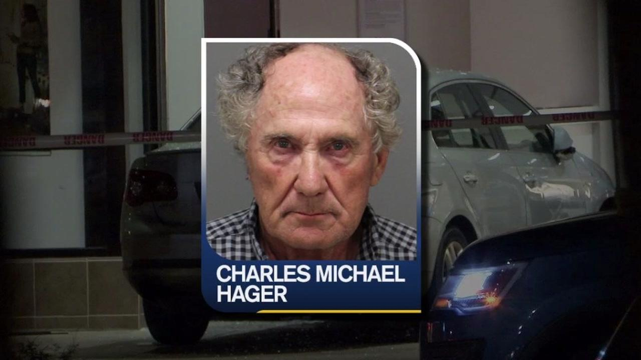 Man rams car into Verizon Store