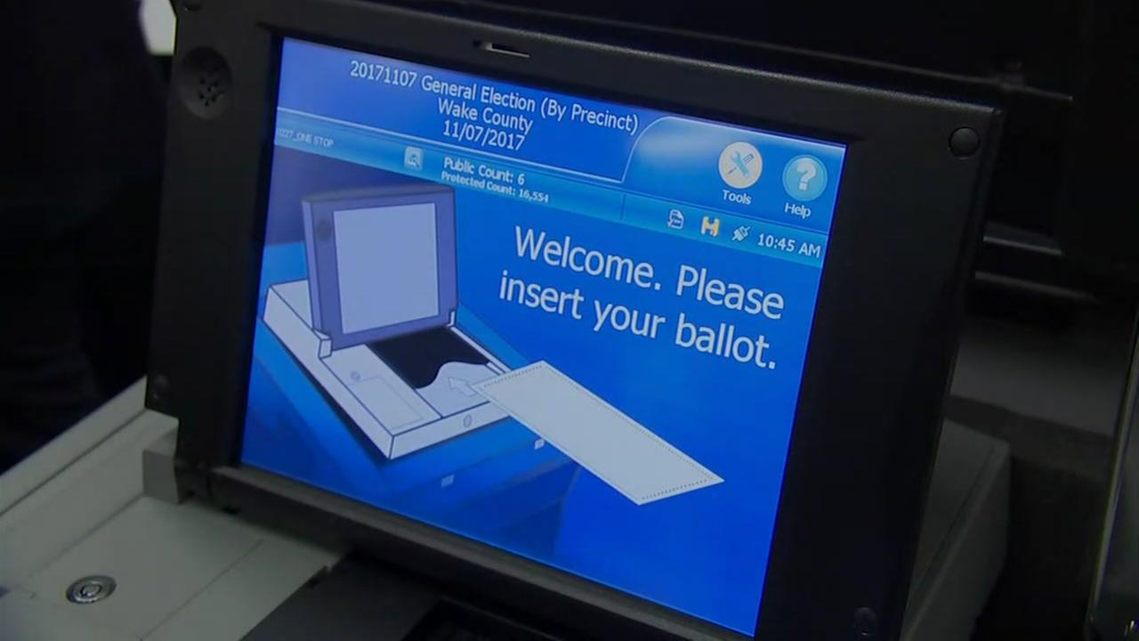 New voting machines being considered