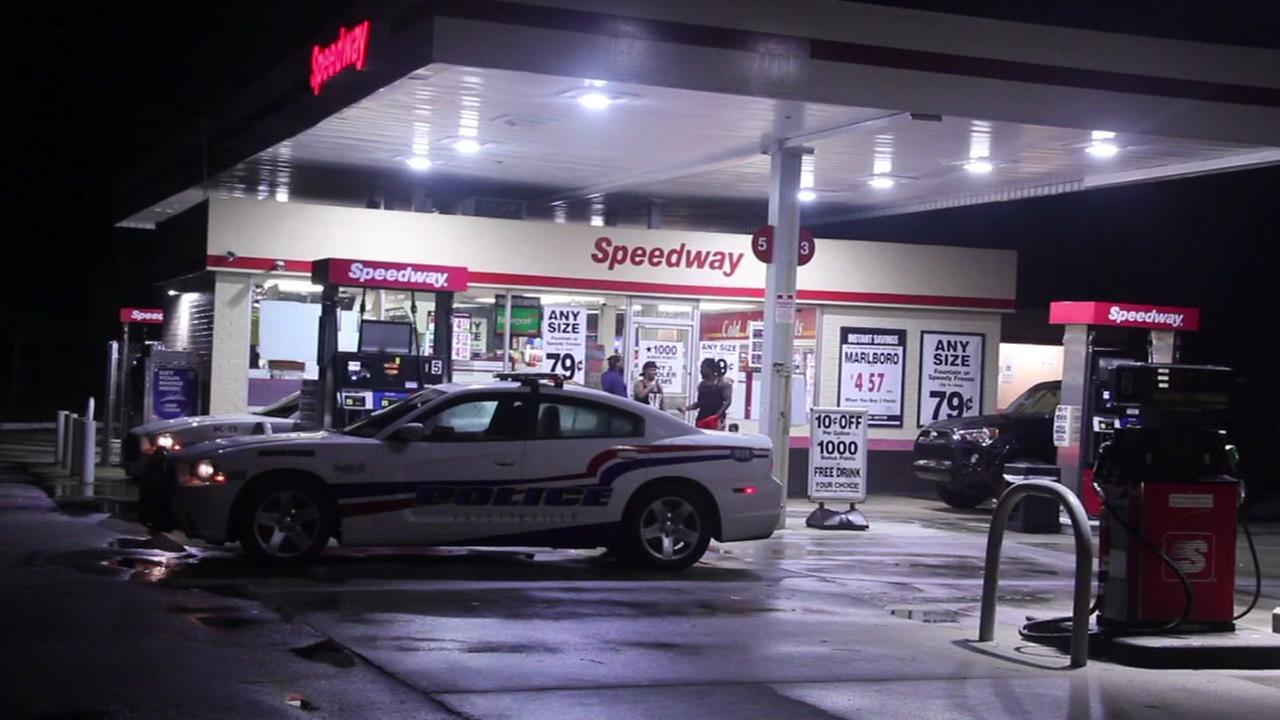 Fayetteville Speedway robbery