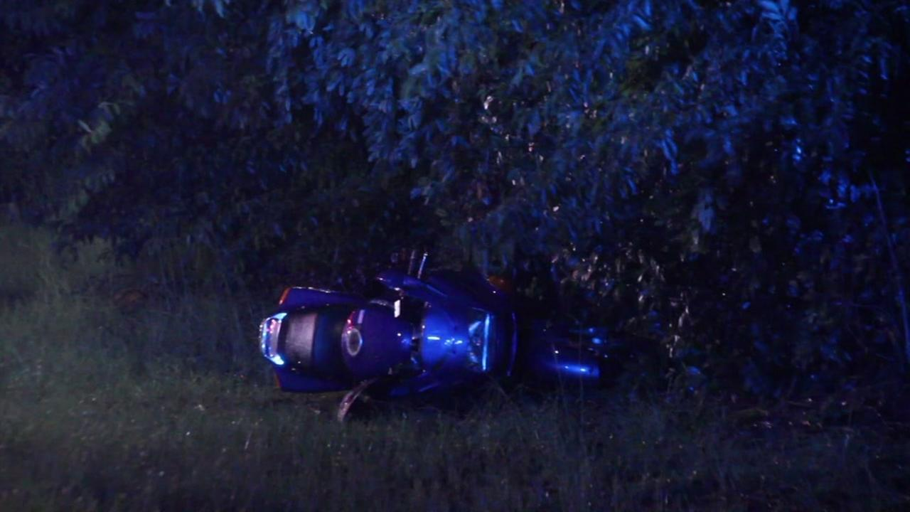 Deadly motorcycle crash in Fayetteville
