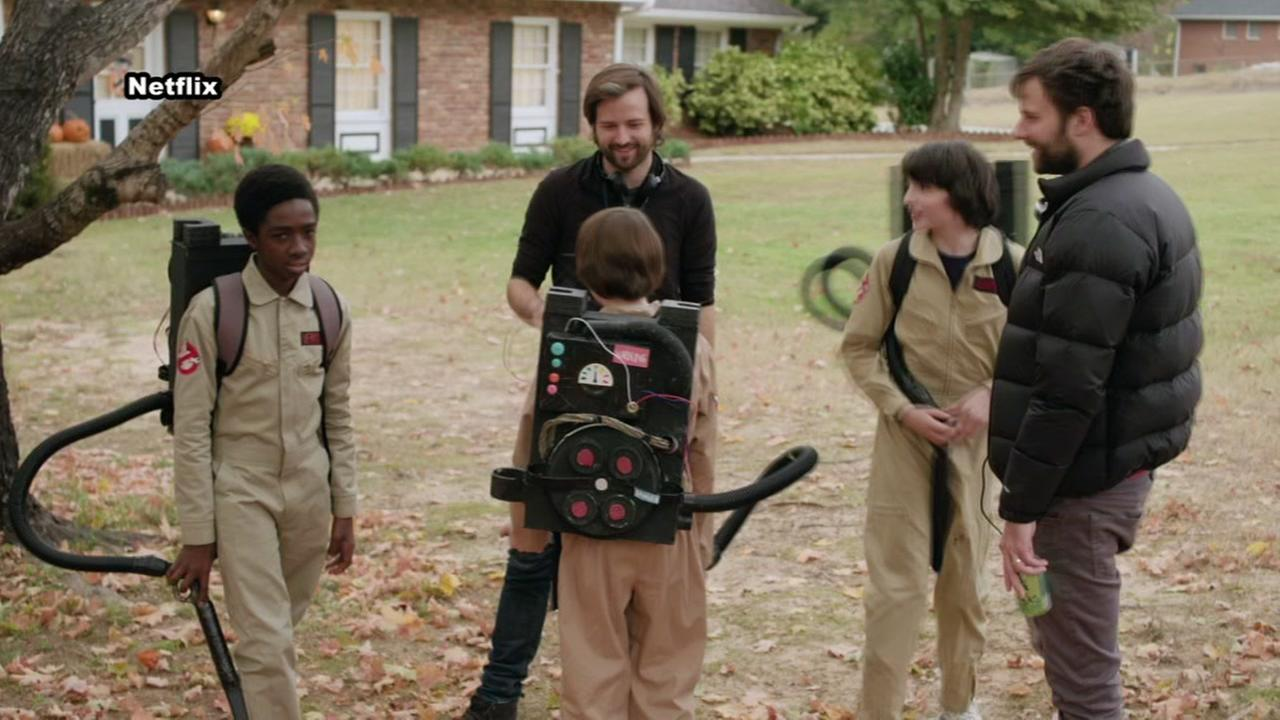 Stranger Things casting call