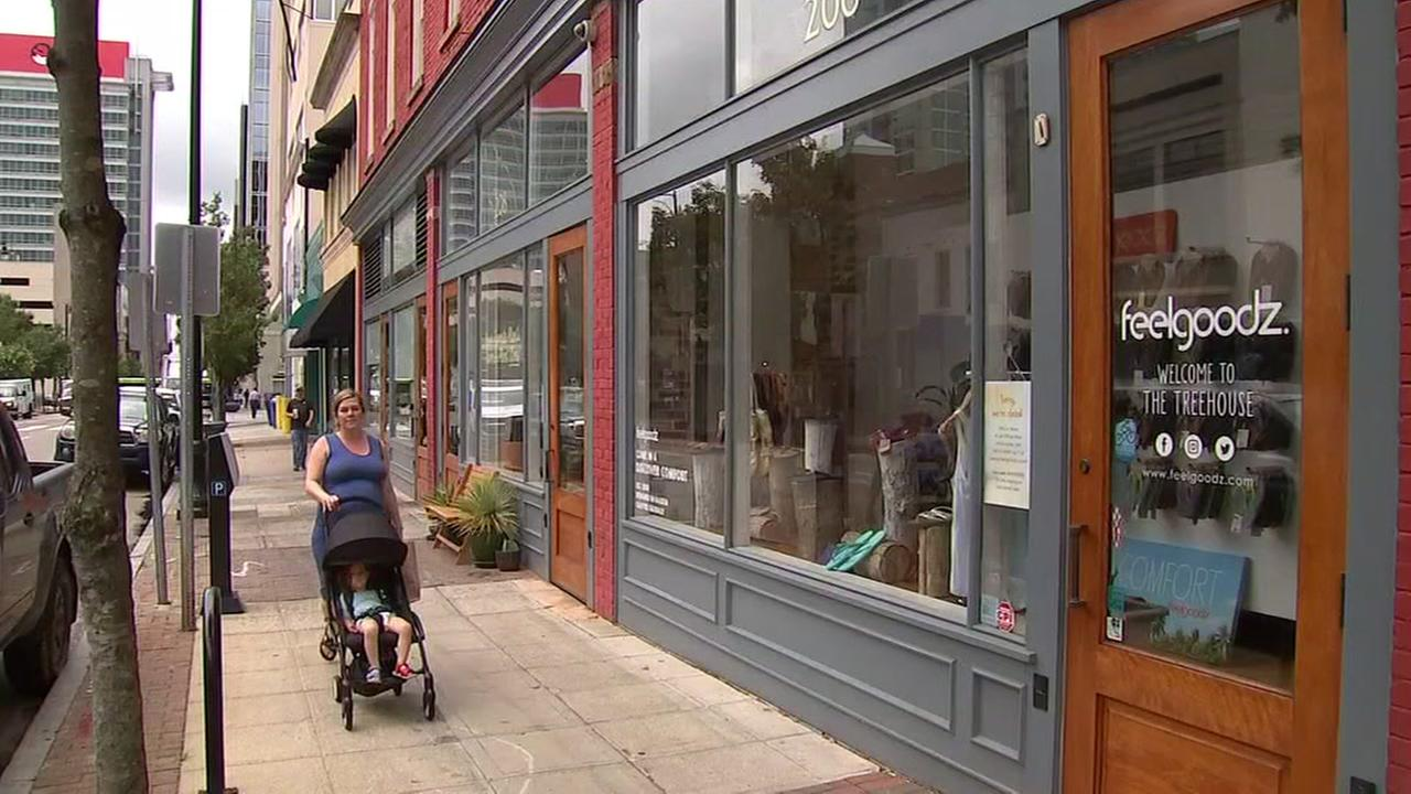 Downtown Raleigh retail district grows amid economic boom