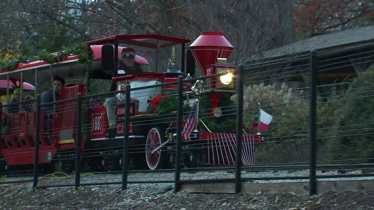 SOLD OUT: Holiday Express ride sold out for Pullen Park