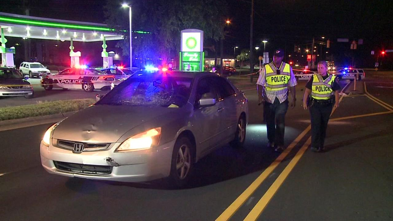 Durham man critically injured after being struck by car outside gas station
