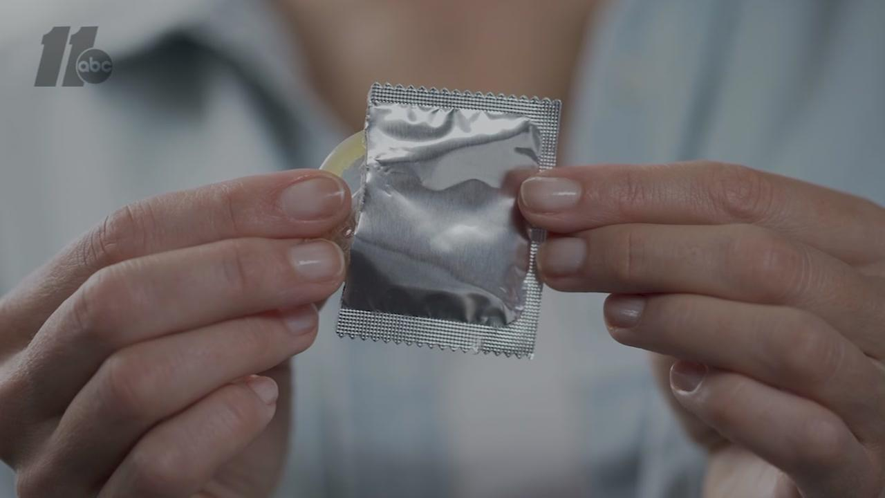 CDC: Dont wash, reuse condoms