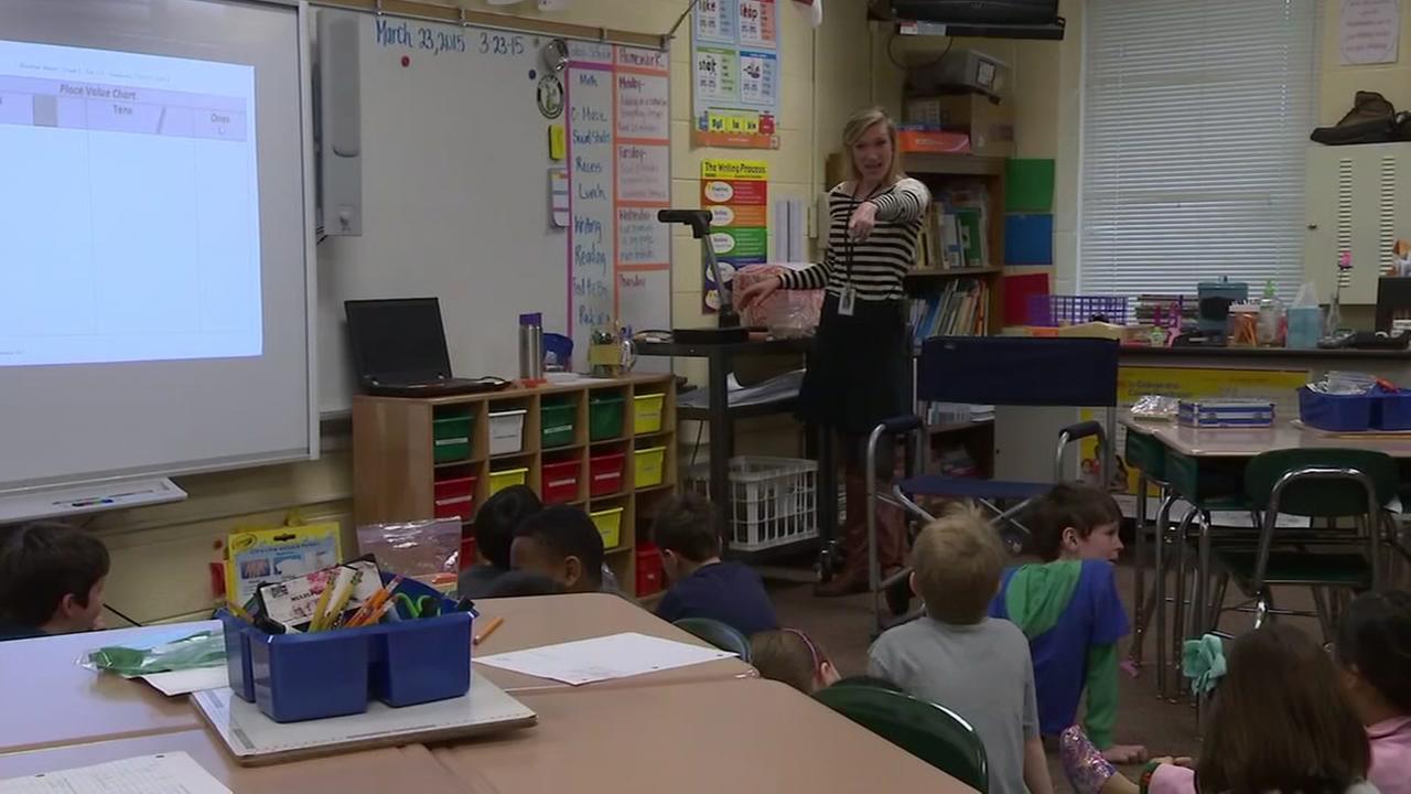 North Carolina school districts sue state legislature for $750 million