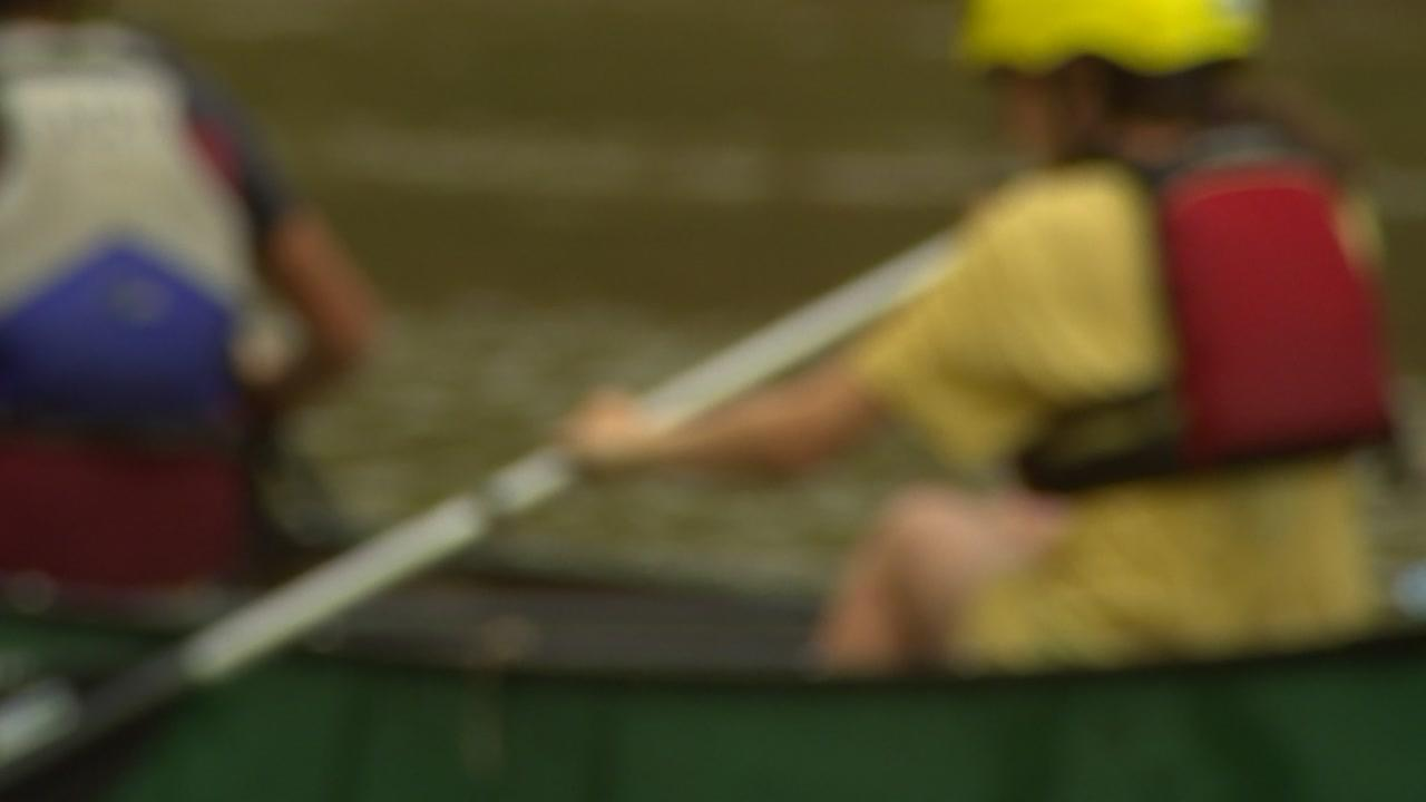 Raleigh firefighters paddle 193 miles for a cause