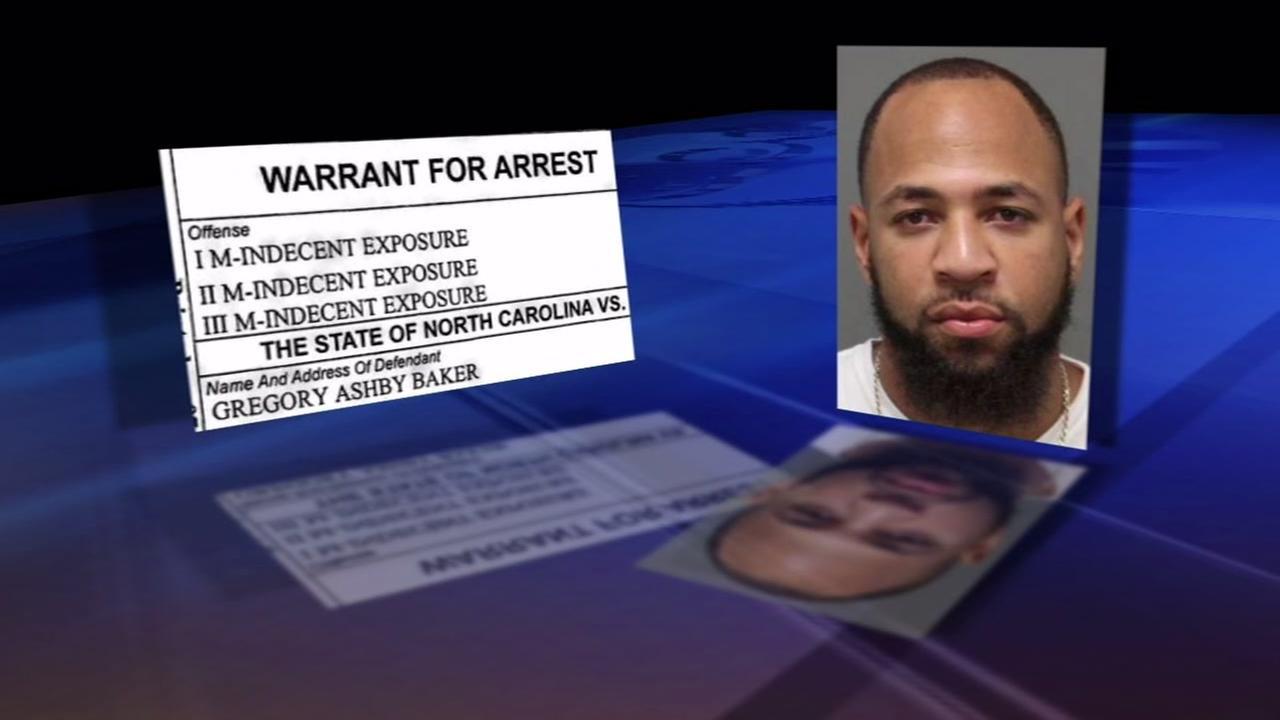 Man accused of mulitple indecent exposures