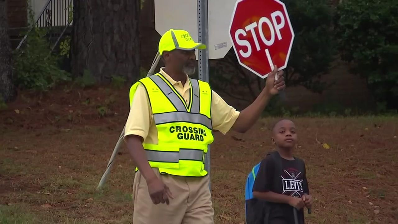 City of Raleigh needs crossing guards before start of new school year