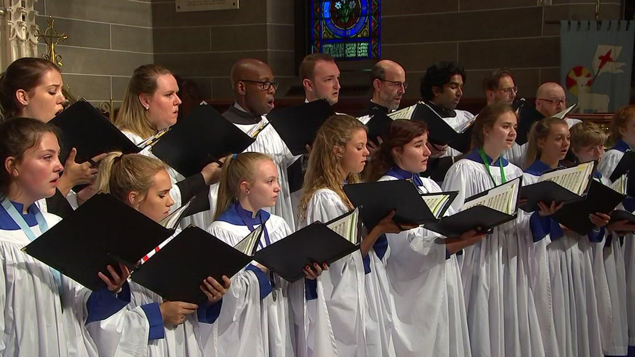 Talented Triangle choir warms up for European tour