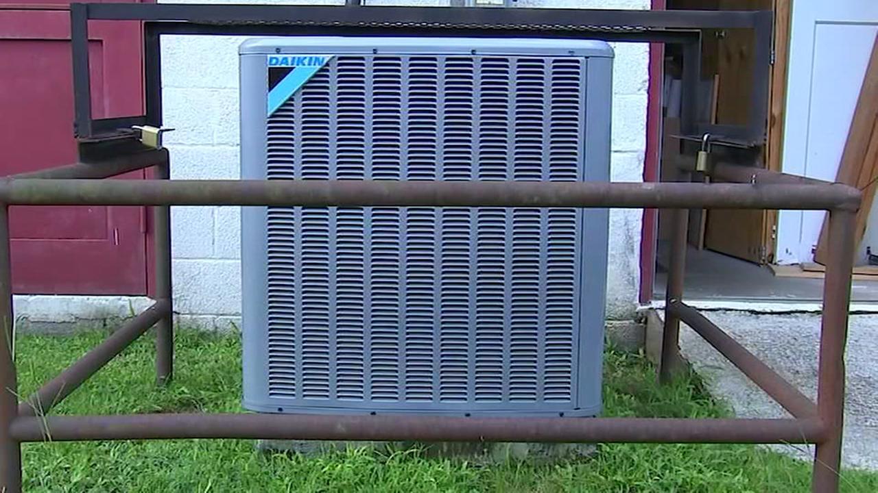 Rash of HVAC thefts in Cumberland County