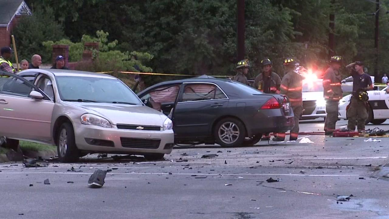 Durham police chase ends when suspected stolen vehicle crashes, killing an innocent driver