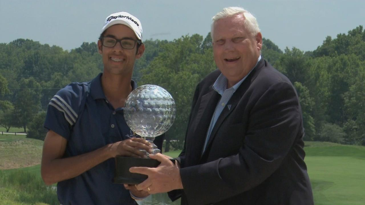 Miracle chip helps Triangle teen win Junior PGA
