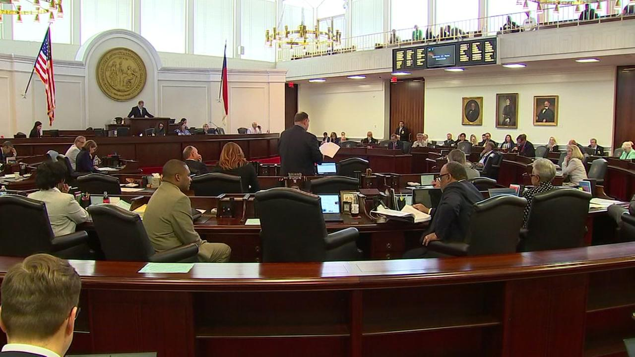 General Assembly overrides two vetoes by Governor Cooper