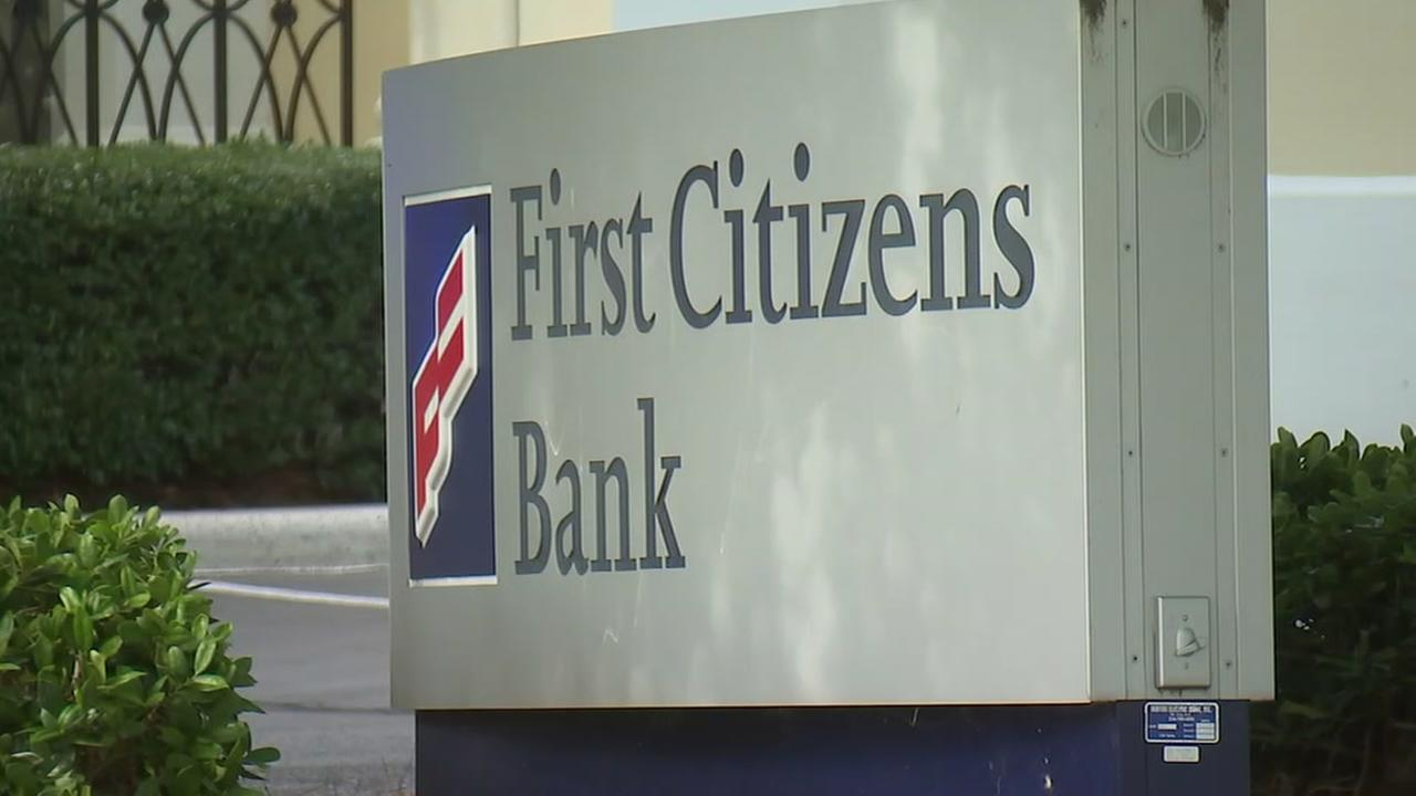 Police investigating robbery at First Citizens Bank near Cameron Village