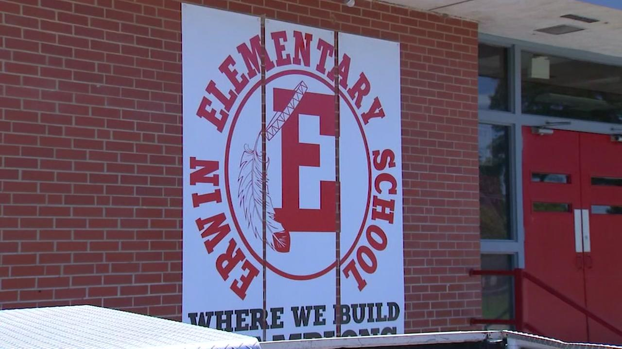 School officials race to repair school in time for class