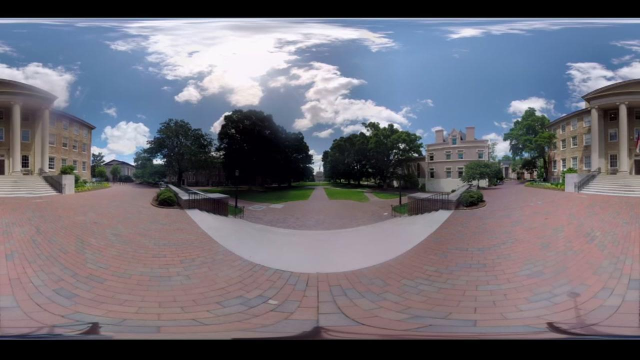 UNC system launches VR tours of all system campuses
