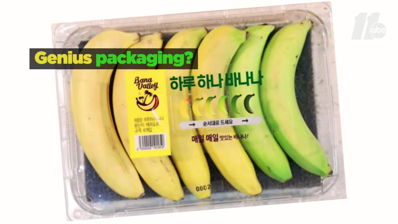 South Korean grocery chain solves brown banana issue