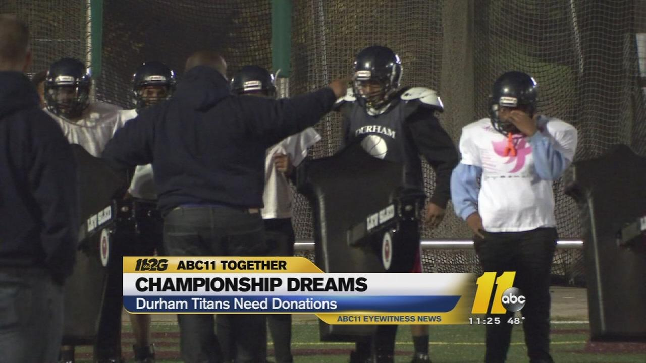 Local football team needs your help to play in championship game