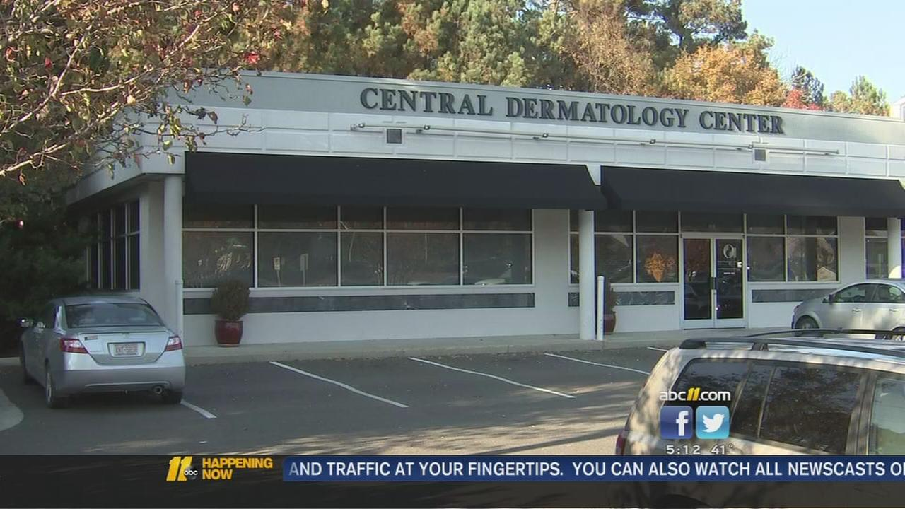 Patients affected by data breach at dermatology clinic