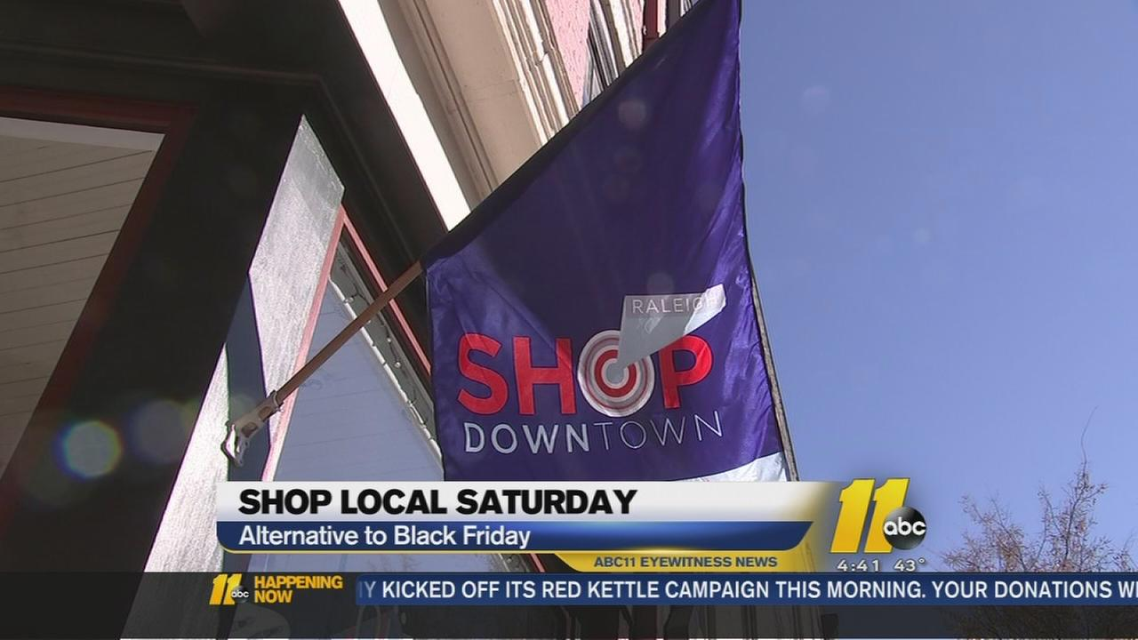 Shop Local Saturday- Alternative to Black Friday