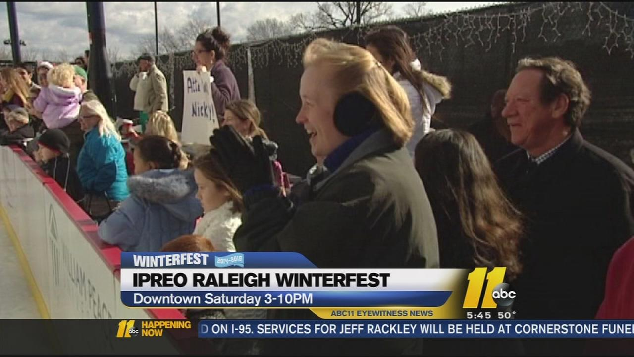 Winterfest preview