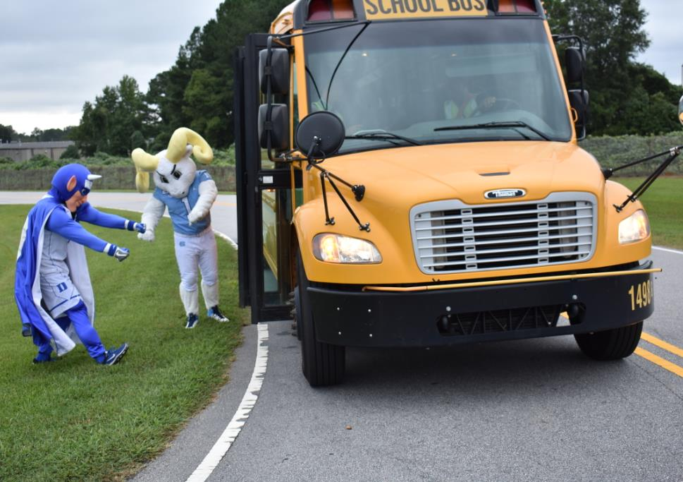 North Carolina troopers will emphasize school bus safety in a push to keep students safe.