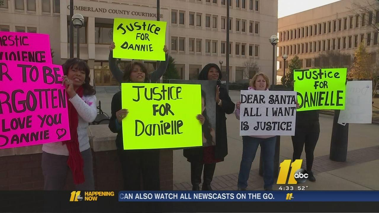 Protesters want justice for Danielle Locklear
