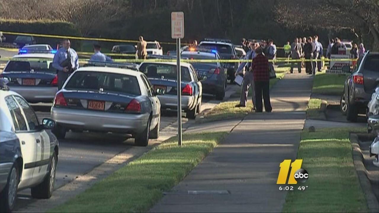 Raleigh police-involved shooting