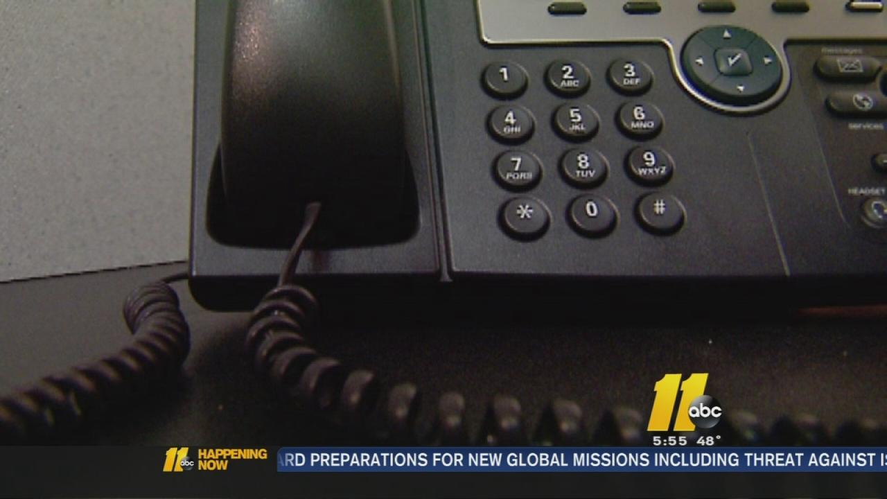 Troubleshooter: Beware police phone scam in Wake County