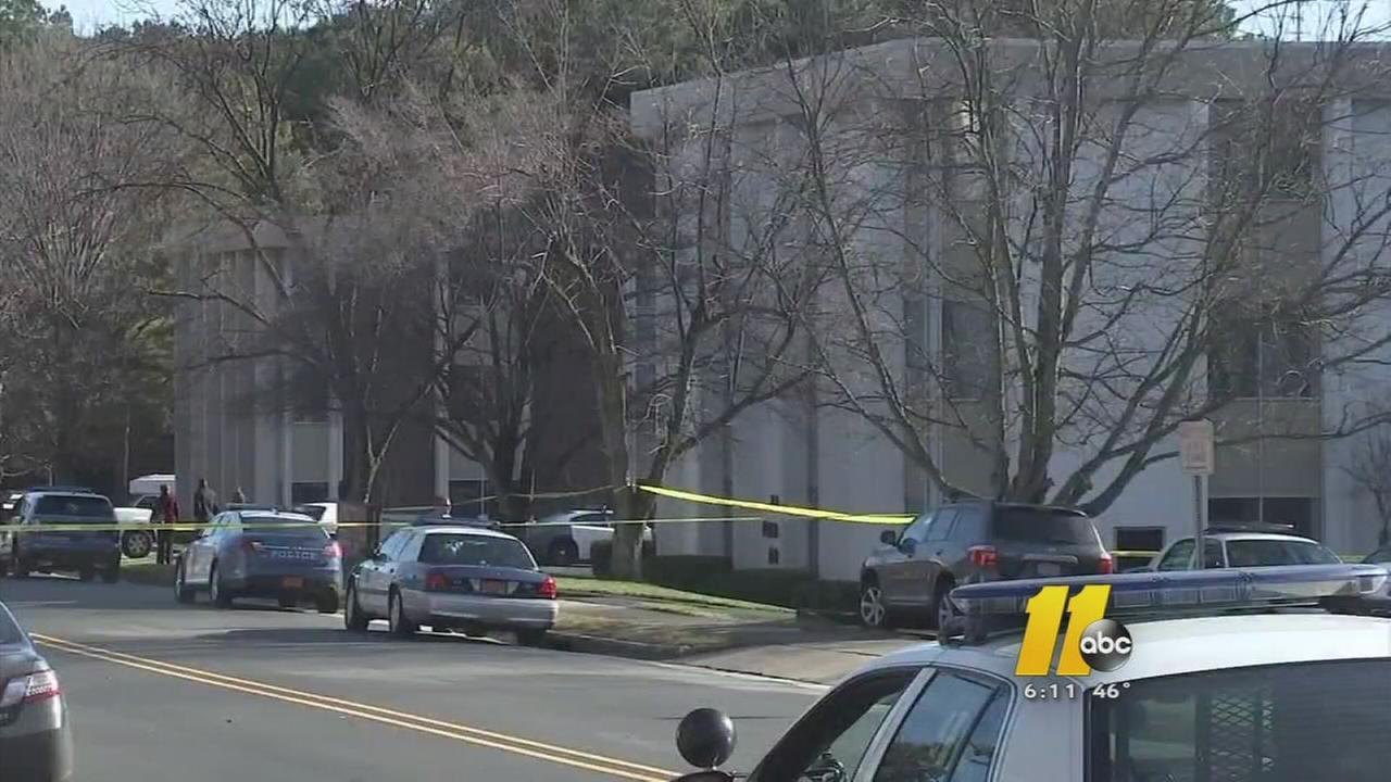 Raleigh police shooting